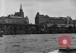 Image of harbor European Theater, 1916, second 6 stock footage video 65675045987