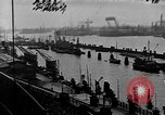Image of harbor European Theater, 1916, second 12 stock footage video 65675045987