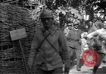 Image of Serbian troops Monastir Serbia, 1916, second 2 stock footage video 65675045991