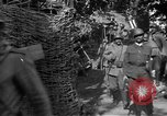 Image of Serbian troops Monastir Serbia, 1916, second 3 stock footage video 65675045991