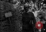Image of Serbian troops Monastir Serbia, 1916, second 5 stock footage video 65675045991