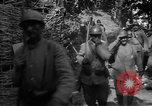 Image of Serbian troops Monastir Serbia, 1916, second 10 stock footage video 65675045991
