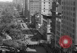 Image of the Great Beer Parade against prohibition New York United States, 1932, second 2 stock footage video 65675046021