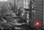 Image of the Great Beer Parade against prohibition New York United States, 1932, second 3 stock footage video 65675046021
