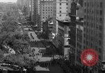 Image of the Great Beer Parade against prohibition New York United States USA, 1932, second 5 stock footage video 65675046021
