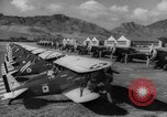 Image of U.S. Army 18th Pursuit Group Hawaii USA, 1934, second 4 stock footage video 65675046029