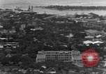 Image of Aerial view of Honolulu early 1900s Honolulu Hawaii USA, 1928, second 10 stock footage video 65675046034
