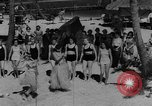 Image of Hula dance Miami beach Florida USA, 1934, second 3 stock footage video 65675046050