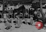 Image of Hula dance Miami beach Florida USA, 1934, second 4 stock footage video 65675046050