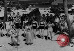 Image of Hula dance Miami beach Florida USA, 1934, second 7 stock footage video 65675046050