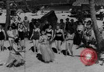 Image of Hula dance Miami beach Florida USA, 1934, second 8 stock footage video 65675046050