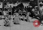 Image of Hula dance Miami beach Florida USA, 1934, second 9 stock footage video 65675046050