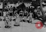 Image of Hula dance Miami beach Florida USA, 1934, second 10 stock footage video 65675046050