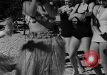 Image of Hula dance Miami beach Florida USA, 1934, second 12 stock footage video 65675046050