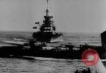 Image of Italian Corazzata-class battleships Malta, 1941, second 5 stock footage video 65675046083