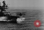 Image of Italian Corazzata-class battleships Malta, 1941, second 6 stock footage video 65675046083