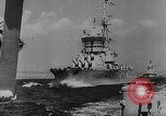 Image of Italian Corazzata-class battleships Malta, 1941, second 11 stock footage video 65675046083