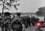 Image of British Army military training maneuvers United Kingdom, 1937, second 9 stock footage video 65675046087