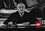 Image of President Franklin Roosevelt Washington DC USA, 1935, second 10 stock footage video 65675046089