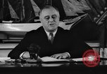Image of President Franklin Roosevelt Washington DC USA, 1935, second 11 stock footage video 65675046089