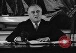 Image of President Franklin Roosevelt Washington DC USA, 1935, second 12 stock footage video 65675046089