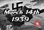 Image of Adolf Hitler Europe, 1939, second 2 stock footage video 65675046109
