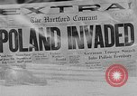 Image of German invasion of Poland Poland, 1939, second 6 stock footage video 65675046110