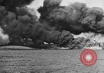 Image of Clouds of smoke from burning US warships Pearl Harbor Hawaii USA, 1942, second 7 stock footage video 65675046117