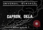 Image of Tornado Capron Oklahoma USA, 1939, second 2 stock footage video 65675046124