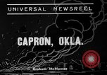 Image of Tornado Capron Oklahoma USA, 1939, second 3 stock footage video 65675046124