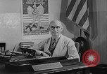 Image of Adjutant General Adams Washington DC USA, 1940, second 7 stock footage video 65675046135