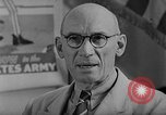 Image of Adjutant General Adams Washington DC USA, 1940, second 10 stock footage video 65675046135