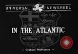 Image of Canadian convoy Atlantic Ocean, 1940, second 1 stock footage video 65675046136