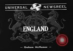 Image of Queen Elizabeth United Kingdom, 1940, second 2 stock footage video 65675046137