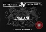 Image of Queen Elizabeth United Kingdom, 1940, second 3 stock footage video 65675046137