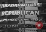 Image of Republican National Convention Philadelphia Pennsylvania USA, 1940, second 11 stock footage video 65675046139