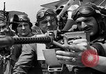Image of Naval Air Reserve officers Brooklyn New York City USA, 1940, second 11 stock footage video 65675046144