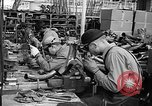 Image of Vultee aircraft factory Downey California USA, 1940, second 8 stock footage video 65675046145