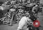 Image of Vultee aircraft factory Downey California USA, 1940, second 10 stock footage video 65675046145