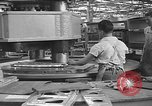 Image of Vultee aircraft factory Downey California USA, 1940, second 12 stock footage video 65675046145