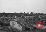 Image of United States tanks Fort George G Meade Maryland USA, 1940, second 5 stock footage video 65675046148