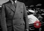 Image of President Roosevelt Philadelphia Pennsylvania USA, 1940, second 8 stock footage video 65675046164