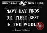 Image of United States fleet United States USA, 1940, second 6 stock footage video 65675046166