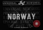 Image of World War II Norway, 1940, second 6 stock footage video 65675046167