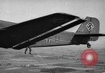 Image of German bombers over France Western Europe, 1940, second 10 stock footage video 65675046168