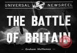 Image of Battle of Britain United Kingdom, 1940, second 2 stock footage video 65675046169