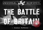 Image of Battle of Britain United Kingdom, 1940, second 3 stock footage video 65675046169