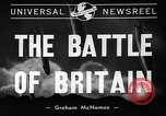 Image of Battle of Britain United Kingdom, 1940, second 4 stock footage video 65675046169