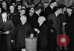 Image of U.S. President Franklin D. Roosevelt United States USA, 1940, second 11 stock footage video 65675046171