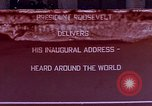 Image of Franklin Roosevelt Washington DC USA, 1941, second 1 stock footage video 65675046178
